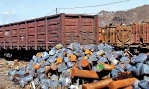 Вывоз черного и цветного лома из Казахстана запрещен